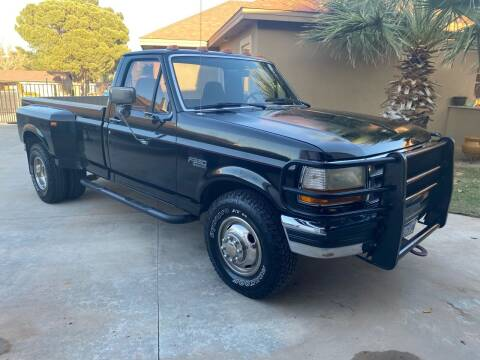 1995 Ford F-350 for sale at Gabes Auto Sales in Odessa TX