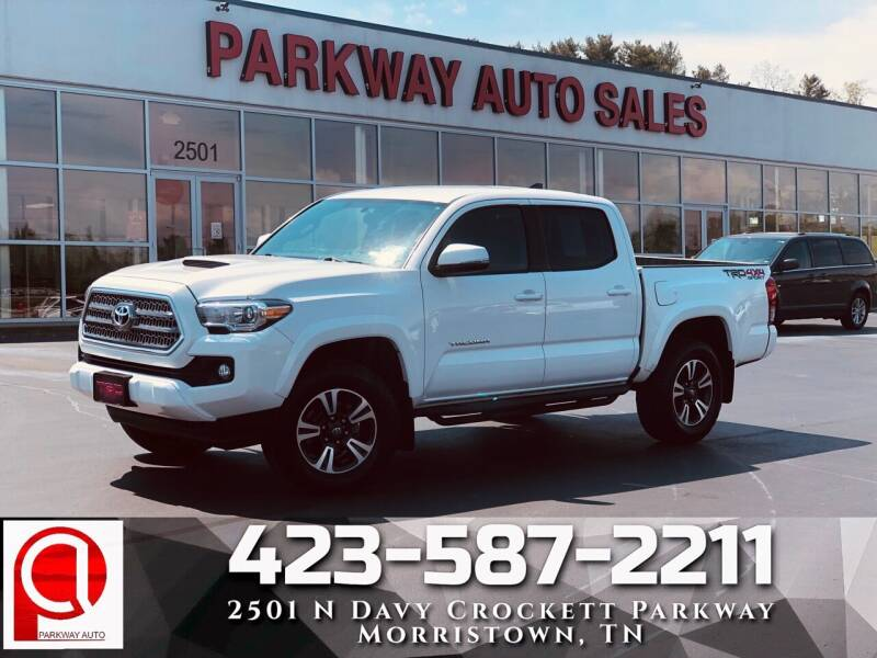 2016 Toyota Tacoma for sale at Parkway Auto Sales, Inc. in Morristown TN