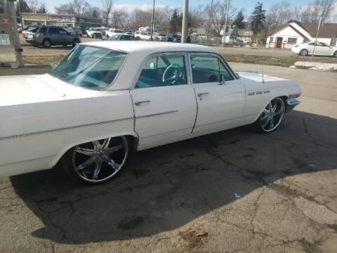 1963 Buick LeSabre for sale at Classic Car Deals in Cadillac MI