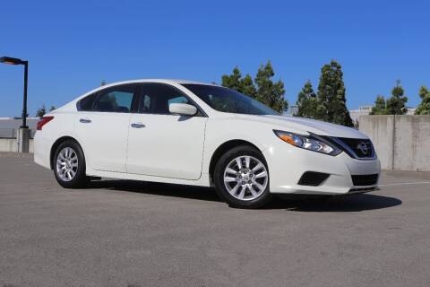 2017 Nissan Altima for sale at La Familia Auto Sales in San Jose CA
