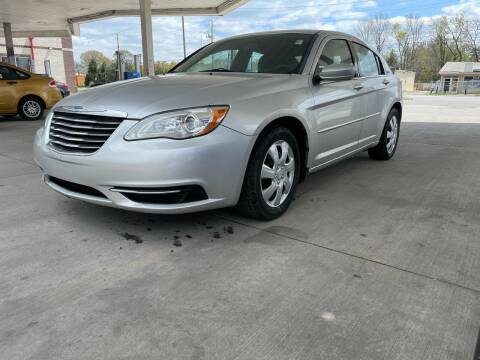 2012 Chrysler 200 for sale at JE Auto Sales LLC in Indianapolis IN