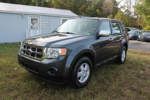 2009 Ford Escape for sale at Manny's Auto Sales in Winslow NJ