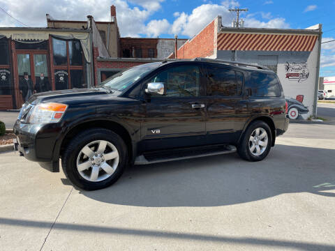 2008 Nissan Armada for sale at Imperial Auto, LLC in Marshall MO