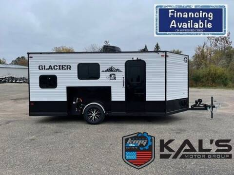2022 Glacier 16 FBH for sale at Kal's Motorsports - Fish Houses in Wadena MN