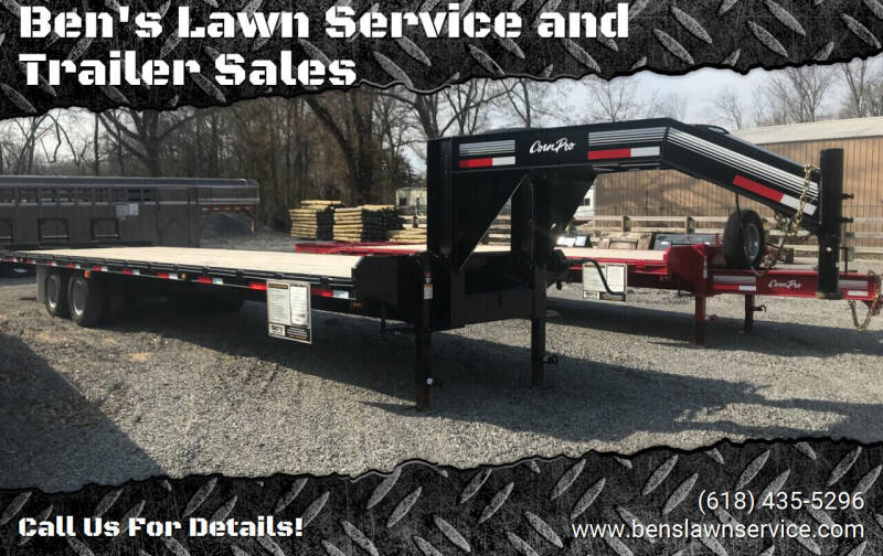 2018 Corn Pro 30+5 12K for sale at Ben's Lawn Service and Trailer Sales in Benton IL