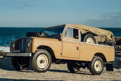 1979 Land Rover Defender for sale at Motor Co in Atlanta GA