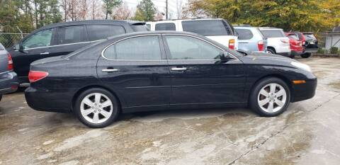 2005 Lexus ES 330 for sale at On The Road Again Auto Sales in Doraville GA