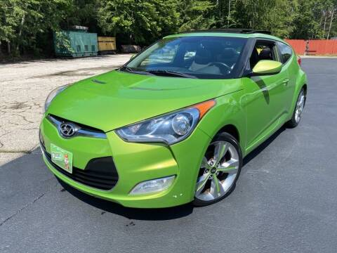 2012 Hyundai Veloster for sale at Granite Auto Sales in Spofford NH