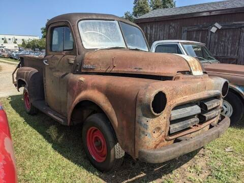 1952 Dodge D100 Pickup for sale at Classic Cars of South Carolina in Gray Court SC