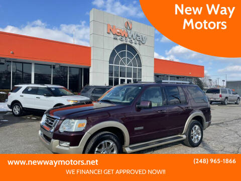 2006 Ford Explorer for sale at New Way Motors in Ferndale MI