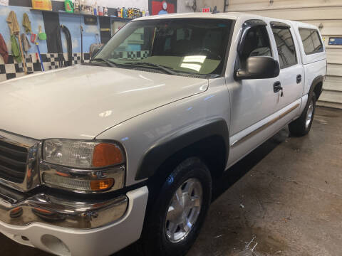 2006 GMC Sierra 1500 for sale at Ogden Auto Sales LLC in Spencerport NY