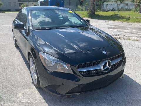 2015 Mercedes-Benz CLA for sale at Consumer Auto Credit in Tampa FL