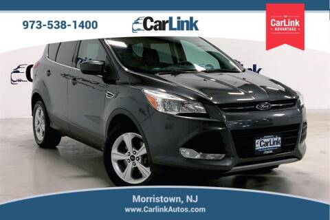 2015 Ford Escape for sale at CarLink in Morristown NJ