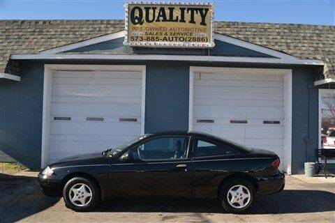 2005 Chevrolet Cavalier for sale at Quality Pre-Owned Automotive in Cuba MO