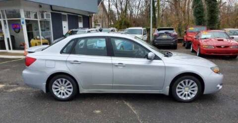 2010 Subaru Impreza for sale at CANDOR INC in Toms River NJ