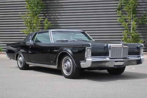 1969 Lincoln Continental for sale at Sun Valley Auto Sales in Hailey ID