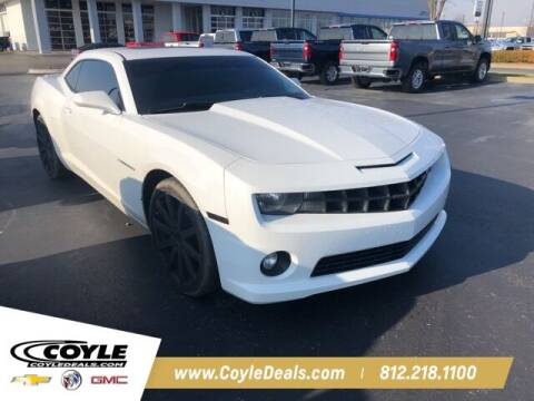 2013 Chevrolet Camaro for sale at COYLE GM - COYLE NISSAN - Coyle Nissan in Clarksville IN