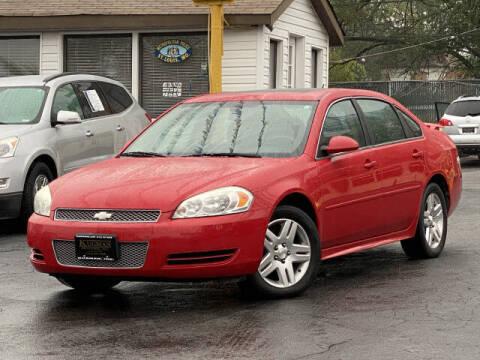 2013 Chevrolet Impala for sale at Kugman Motors in Saint Louis MO