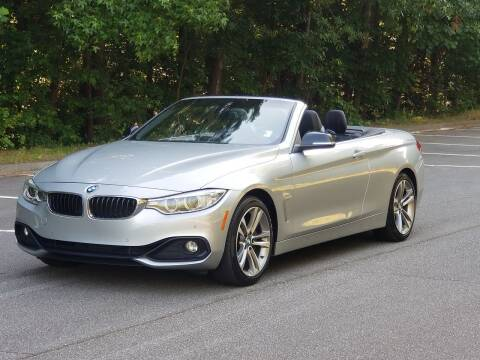 2015 BMW 4 Series for sale at United Auto Gallery in Suwanee GA