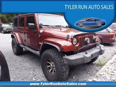 2007 Jeep Wrangler Unlimited for sale at Tyler Run Auto Sales in York PA