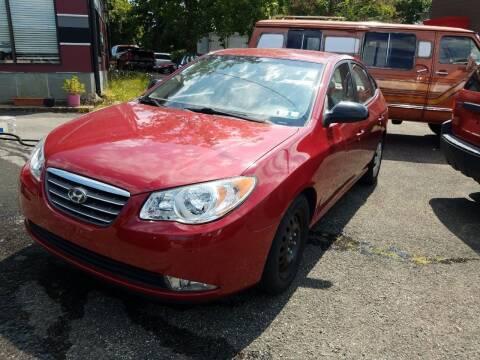 2008 Hyundai Elantra for sale at Wildwood Motors in Gibsonia PA