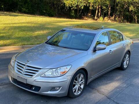 2011 Hyundai Genesis for sale at Top Notch Luxury Motors in Decatur GA