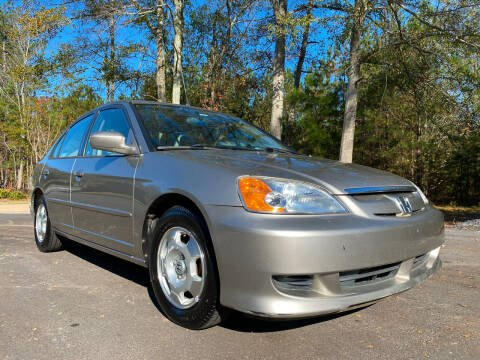 2003 Honda Civic for sale at ELAN AUTOMOTIVE GROUP in Buford GA