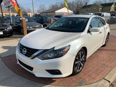 2016 Nissan Altima for sale at Viscuso Motors in Hamden CT