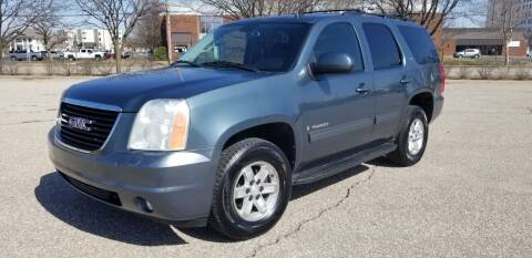2009 GMC Yukon for sale at JC Auto Sales LLC in Wichita KS