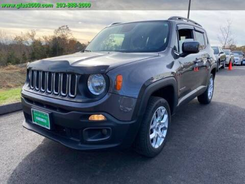 2017 Jeep Renegade for sale at Green Light Auto Sales LLC in Bethany CT