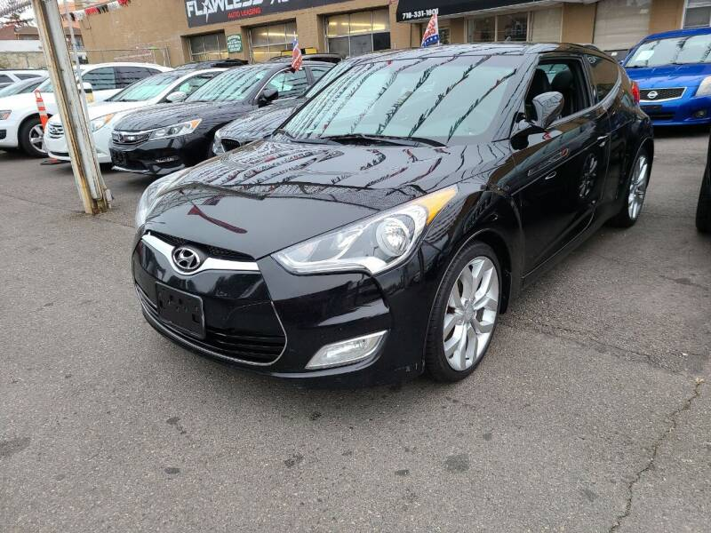 2012 Hyundai Veloster for sale at Ultra Auto Enterprise in Brooklyn NY