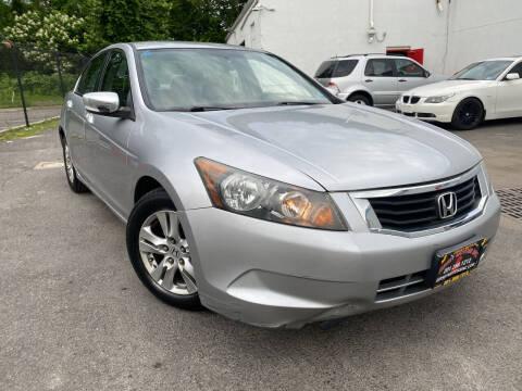 2008 Honda Accord for sale at JerseyMotorsInc.com in Teterboro NJ