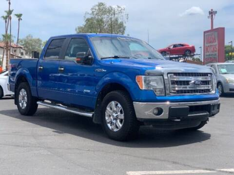2014 Ford F-150 for sale at Brown & Brown Auto Center in Mesa AZ