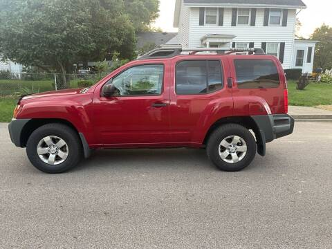 2009 Nissan Xterra for sale at Via Roma Auto Sales in Columbus OH