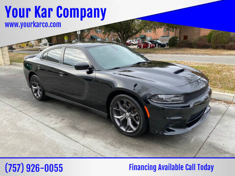 2019 Dodge Charger for sale at Your Kar Company in Norfolk VA