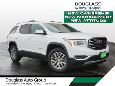 2018 GMC Acadia for sale at Douglass Automotive Group in Central Texas TX