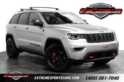 2018 Jeep Grand Cherokee for sale at EXTREME SPORTCARS INC in Carrollton TX