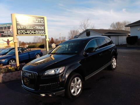 2010 Audi Q7 for sale at LEWIS AUTO in Mountain Home AR
