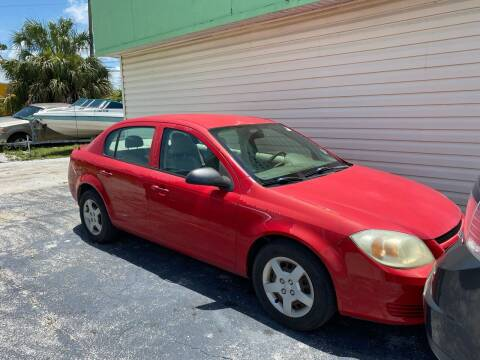 2005 Chevrolet Cobalt for sale at Jack's Auto Sales in Port Richey FL
