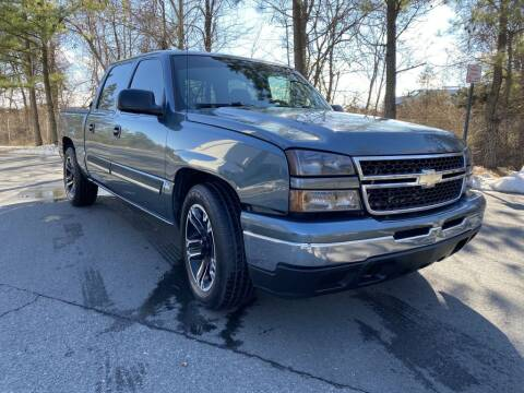 2007 Chevrolet Silverado 1500 Classic for sale at PM Auto Group LLC in Chantilly VA