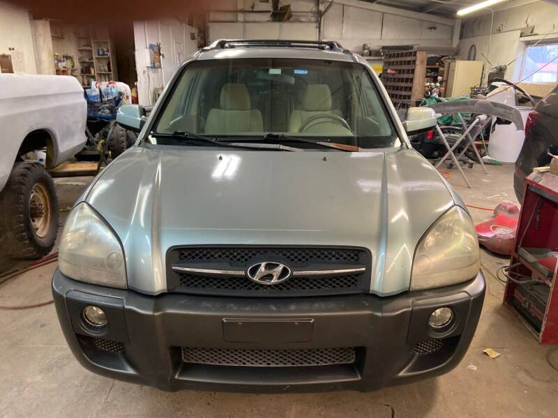 2005 Hyundai Tucson for sale at Koehn's Auto Sales and OK Car Rentals in Mcpherson KS