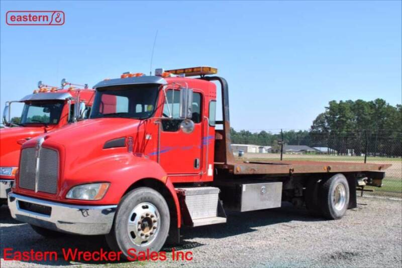 2009 Kenworth T270 for sale in Clayton, NC