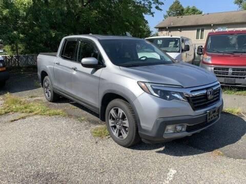 2018 Honda Ridgeline for sale at EMG AUTO SALES in Avenel NJ