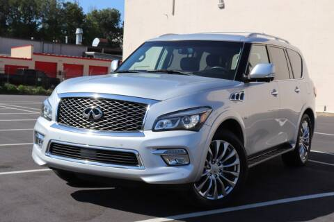 2015 Infiniti QX80 for sale at Auto Guia in Chamblee GA