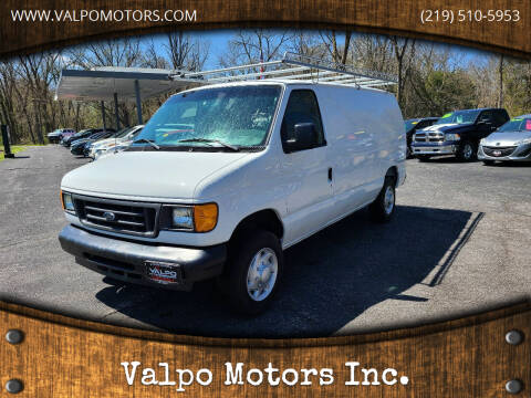 2007 Ford E-Series Cargo for sale at Valpo Motors Inc. in Valparaiso IN