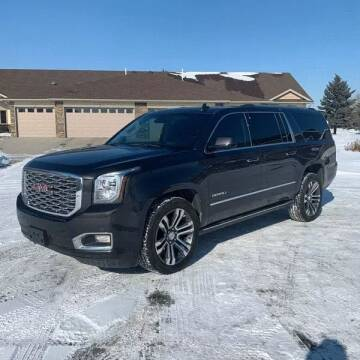 2018 GMC Yukon XL for sale at GOOD NEWS AUTO SALES in Fargo ND