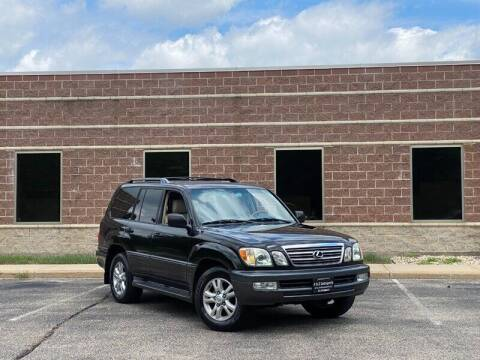 2005 Lexus LX 470 for sale at A To Z Autosports LLC in Madison WI