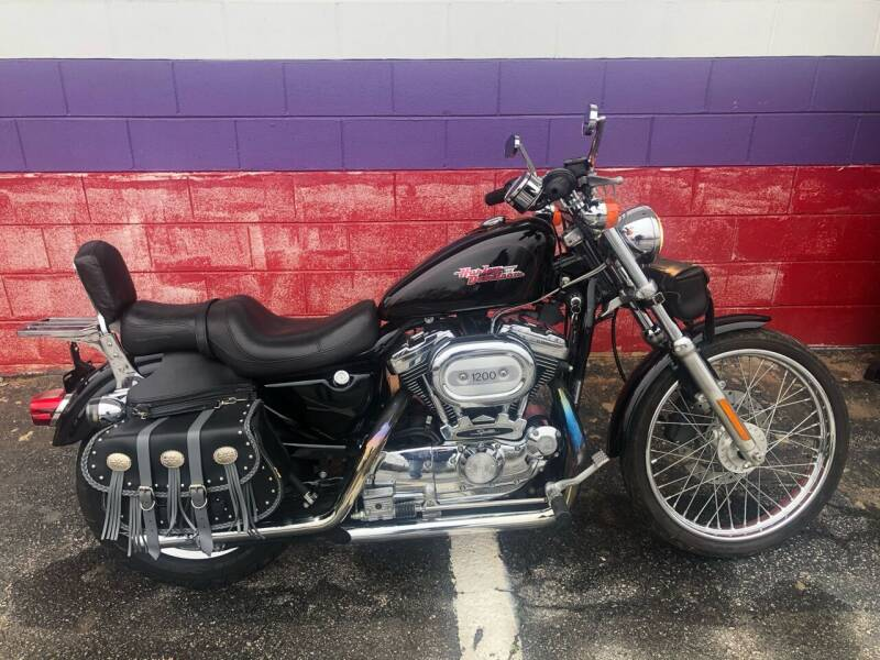 2001 Harley-Davidson XL1200 Sportster for sale at Rick's Cycle in Valdese NC