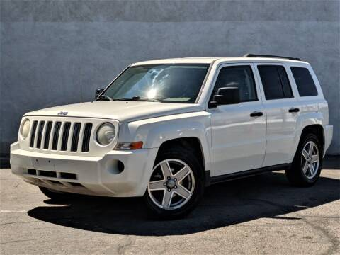 2008 Jeep Patriot for sale at Divine Motors in Las Vegas NV