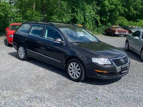 2008 Volkswagen Passat for sale at Saratoga Motors in Gansevoort NY